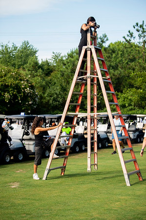17th Annual HoopTee Celebrity Golf Classic @ Ballantyne Hotel 7-18-19 by Jon Strayhorn