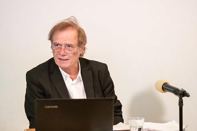"""Buchpräsentation """"Künstler! Kreativität zwischen Mythos, Habitus und Profession"""" von Wolfgang Ruppert"""