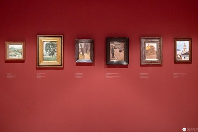 Schatzkammer im Egon Schiele Museum Tulln