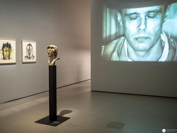 """Ausstellung """"Talking Heads"""" im Belvedere"""