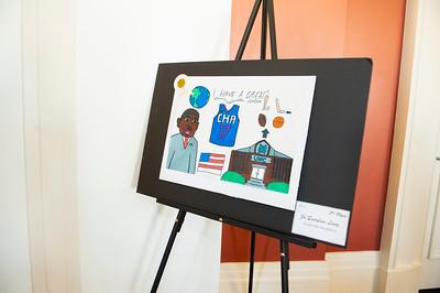 2019 Atrium Health Dr MLK Jr National Observance Celebration @ Dale F Halton 1-21-19 by Jon Strayhorn