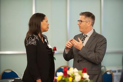 2019 Atrium Health MLK Growing The Dream Award Ceremony @ Biddle Hall JCSU 1-19-19 by Jon Strayhorn