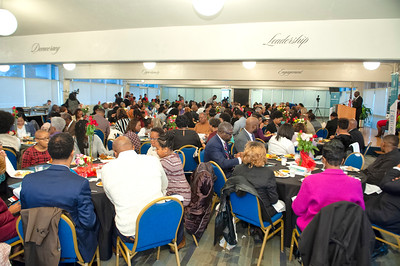 Atrium Health MLK Growing The Dream Award Ceremony @ Biddle Hall JCSU 1-19-19 by Jon Strayhorn