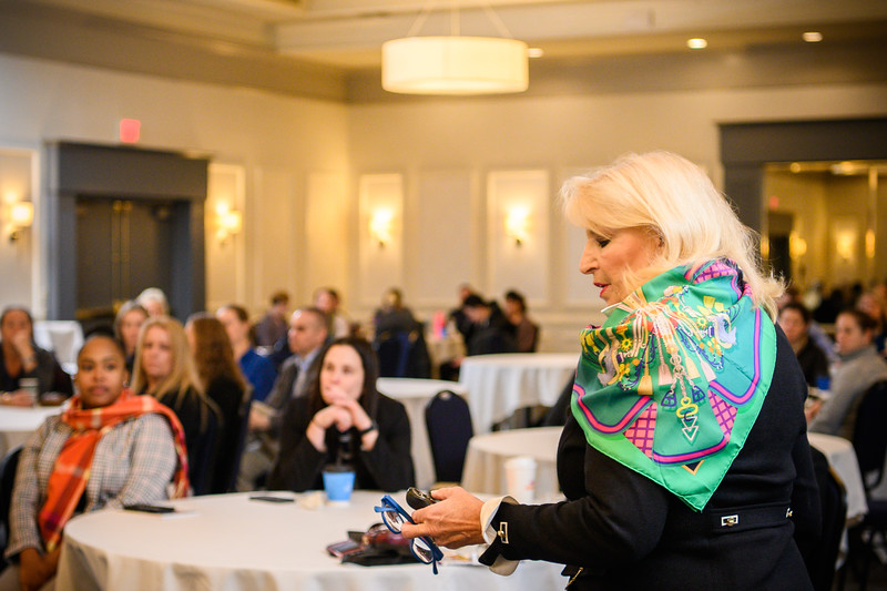 2019 NESPAC Women in Leadership Conference, Mystic CT