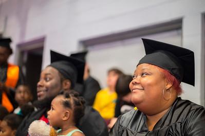 2019 Transformation Graduation @ The Harvest Center 5-16-19 by Jon Strayhorn