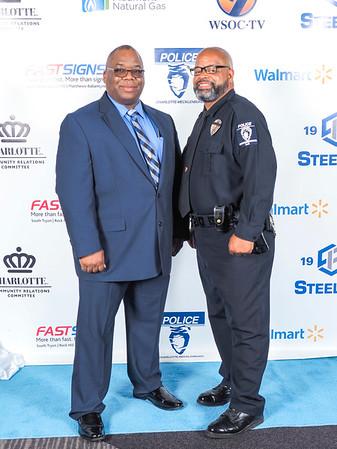 40th Annual Police Community Relations Awards @ BOFA Stadium 5-16-19 by Ed Chavis