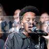 The senior high treble chorus highlighted a number of talented singers.