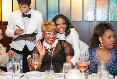 Anitra Webber 40th BDay Celebration @ Eddie V's Prime Seafood 2-9-19 by Jon Strayhorn