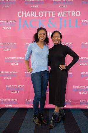Charlotte Metro Jack & Jill Alumni Networking & Empowerment Event 11-30-19 by Jon Strayhorn