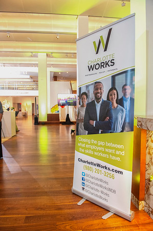 Charlotte Works 20yr Anniversary