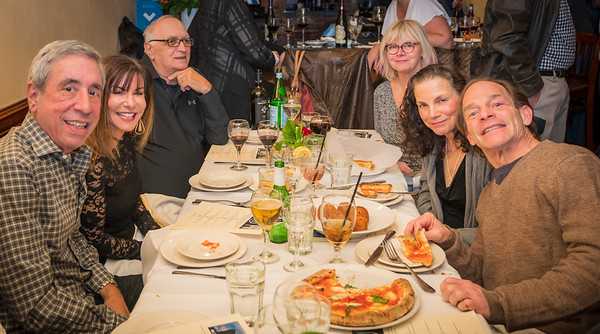 Happy diners at CityFeast