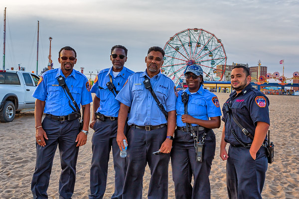 Coney Island Fireworks Aug 2nd