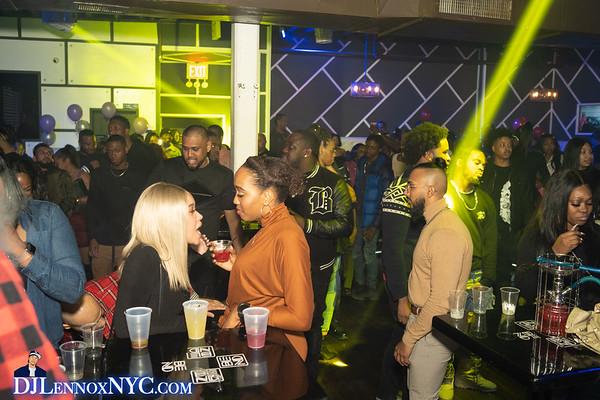 DJLENNOXNYC AND OHTHATSDADA Birthday Celebration @ Blend (12.20.19)