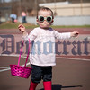 At 18 months, Malea Gill was styling with her cool glasses!