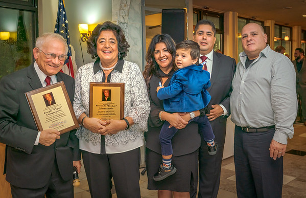 Giangregorio Brothers of Green Cross Pharmacy Honored