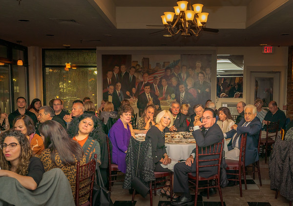 Crowd at Filippo's Ristorante