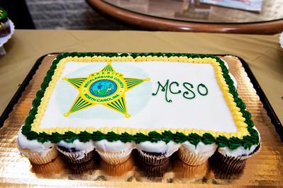 Mecklenburg County Sheriff's Training Academy Graduation Platoon 1901 & 1902 @ 1st Baptist Church 6-27-19 by Jon Strayhorn