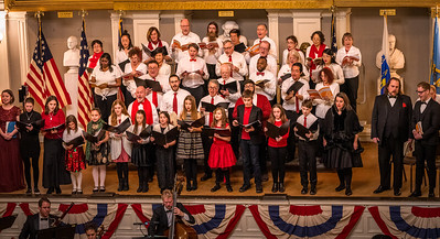 NEMPAC, Boston Landmarks Orchestra, One City Choir and NEMPAC's Youth Choir