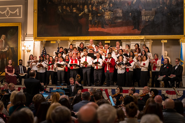 NEMPAC, Boston Landmarks Orchestra and One City Choir