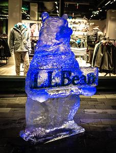 L.L. Bean bear