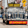 Mike Geiger's paddy wagon warned against shenanigans.