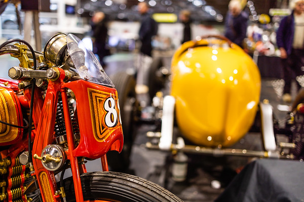 Lancaster Insurance Classic Motor Show 2019