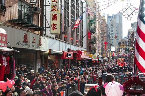 Lunar Day Parade 2019