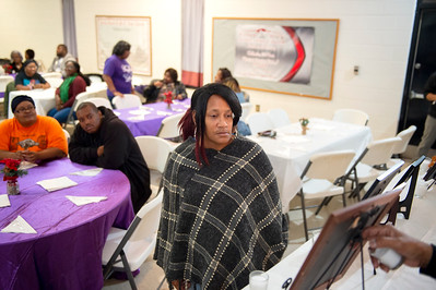 MOMO Annual Holiday Memorial Fellowship Dinner @ Little Rock A.M.E. Zion 11-22-19 by Jon Strayhorn