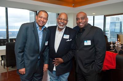 Mayor Vi Lyles NBA AllStar Welcome Reception @ Bentley's on 27th 2-15-19 by Jon Strayhorn