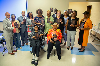 Ms Sara Stevenson Book Dedication 6-25-19 by Jon Strayhorn