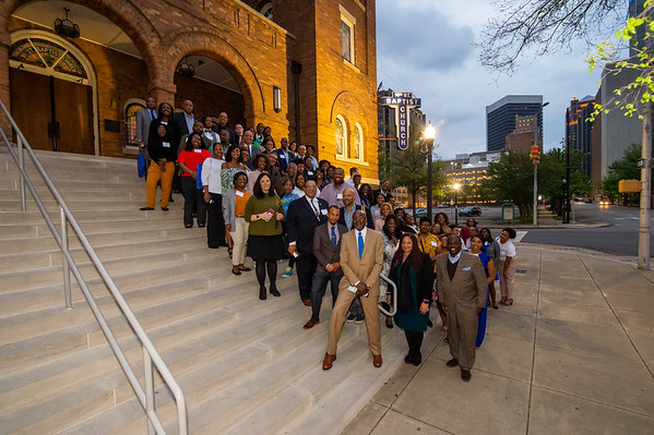 NABJR319 Region III @ Sixteenth St Baptist Church Tour 4-6-19 by Jon Strayhorn