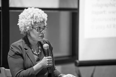 Trollbusters - Presenter -  Michelle Ferrier , Ph.D. NABJRIII 4-5-19 by Jon Strayhorn