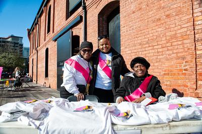 NCBW Women's United March - Charlotte NC 1-26-19 by Jon Strayhorn