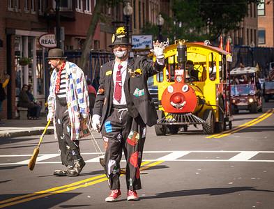 Shriners Clowns
