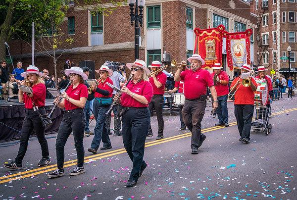 North End Marching Band