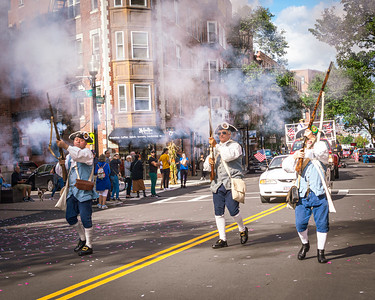 Colonial Firing Squad