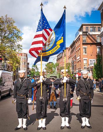 US Navy Cadets