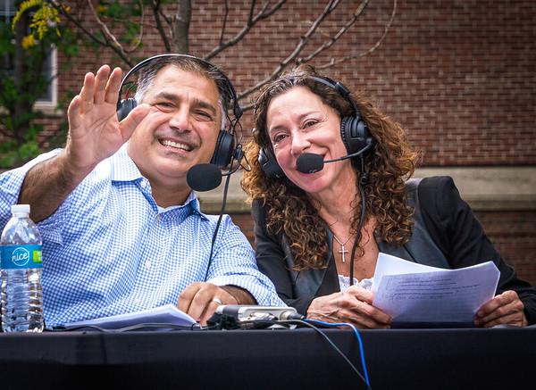 BNN TV Commentators, Daniel Toscano and Toni Gilardi