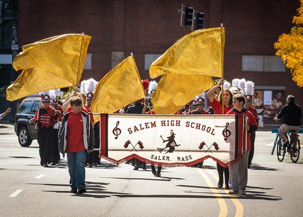 Salem High School Band