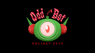 OddBot_Holiday Party 2019_montage