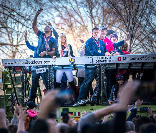 Super Bowl Patriots Parade