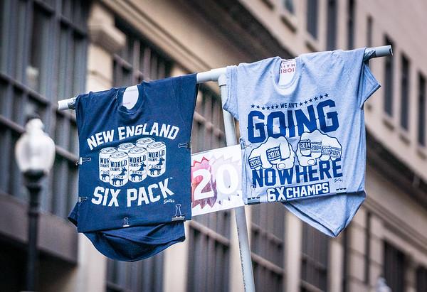 Pats Parade T-shirts