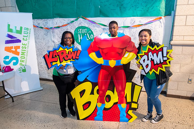 SAVE Promise Club Youth Summit @ HE Winkler Middle 4-13-19 by Jon Strayhorn