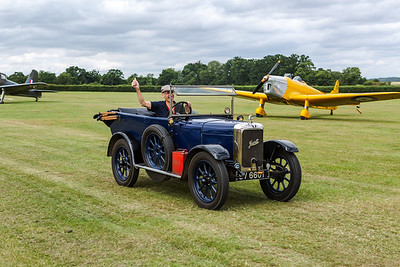 The Shuttleworth Collection July Evening Airshow 2019
