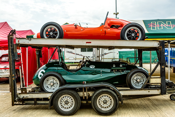 Silverstone Classic 2019 - Friday