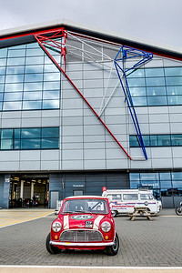 Silverstone Classic Media Day 2019