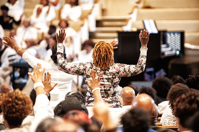 Consecration Sunday @ St Paul Baptist Church 1-16-19 by Jon Strayhorn