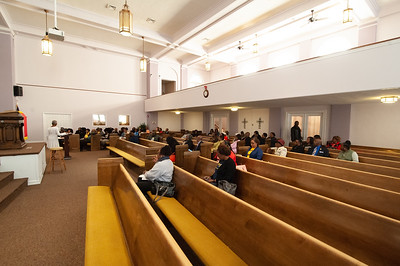 St Paul's College Recognition Service 10-21-18 by Jon Strayhorn
