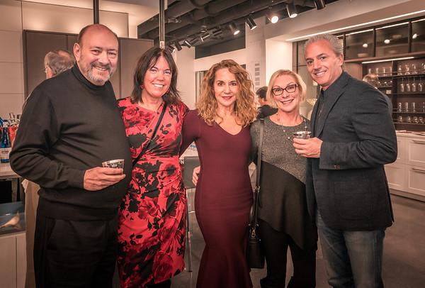(L-R) Gary, Antonia, Theresa, Holly and Paul