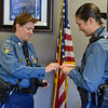 Trooper Stephanie Devlin pinned with Mother's Badge - 776